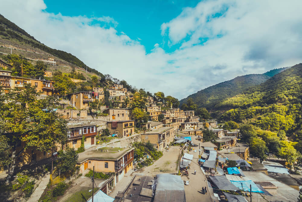 Masouleh Village - Gilan Povince - Iran