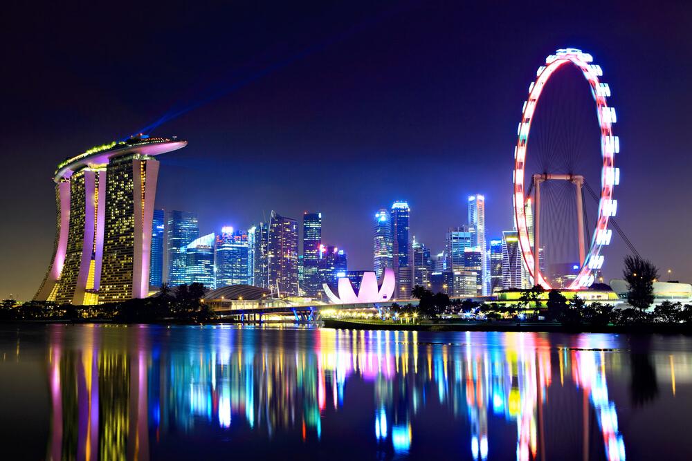 ทัวร์สิงคโปร์ SUPERB SINGAPORE EPIC 3D By 3K  