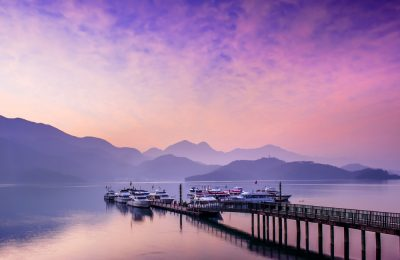 Sun Moon Lake, Nantou, Taiwan2